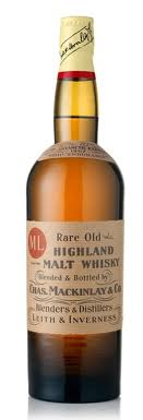 Mackinlay's Shackleton Rare Old Highland Malt Dicovery Edition