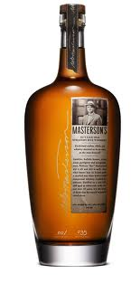 Masterson's Straight Rye Whiskey 10 years old