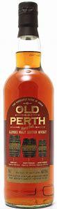 Old Perth Blended Malt, Sherry Cask, Cask Strength
