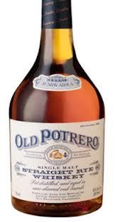 Old Potrero Single Malt Straight Rye Whiskey Essay 10