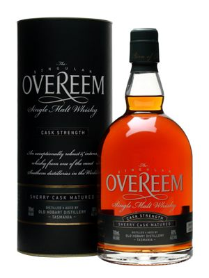 Overeem Sherry Cask #032 Cask Strength