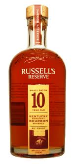 Russell's Reserve Rye 10 Years old