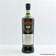 SMWS 10.85 Live life on the edge