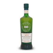 SMWS Hubba-bubba mango and Monsterra