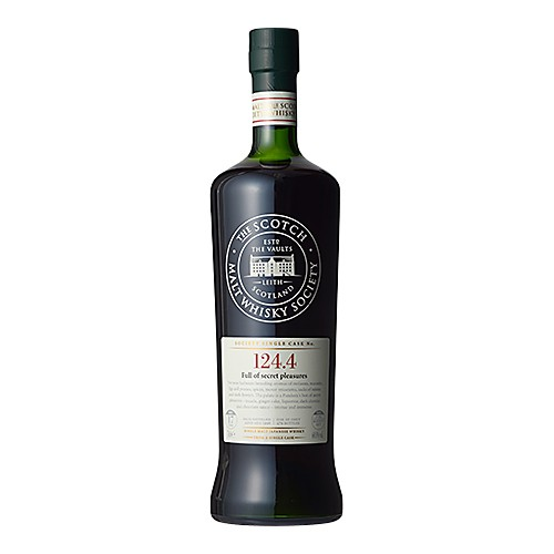 SMWS 124.4 Full of secret pleasures