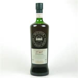 SMWS 27.107 To the Manor Born