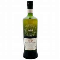 SMWS 29.85 Space dust and charcoal toothpaste