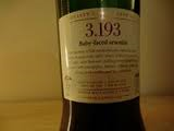 SMWS 3.193 Baby faced arsonist