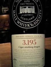 3.195 Cigar Smoking Dragon