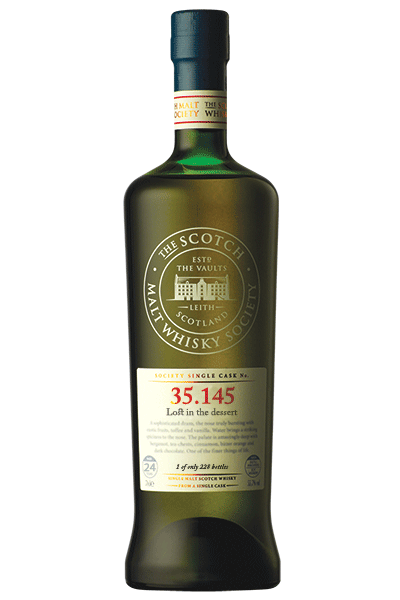 SMWS 35.145 Lost in the desert