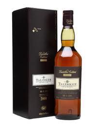 Talisker Classic Malts 2000 Distillers Edition