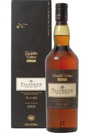 Talisker Distillers Edition 2000