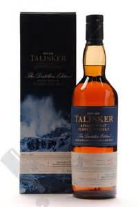 Talisker Distillers Edition 2005
