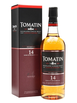 Tomatin 14 Year Old Port Cask Finish