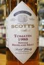 Tomatin 1988 23 years old Scott's Selection