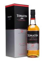 Tomatin 25 years old