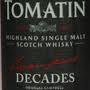 Tomatin Decades