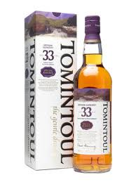 Tomintoul 33 Years Old