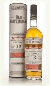 Tormore 18 Year Old Old Particular