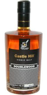 Whisky Castle, Castle Hill Double Wood