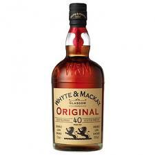 Whyte & Mackay 40 years old Original