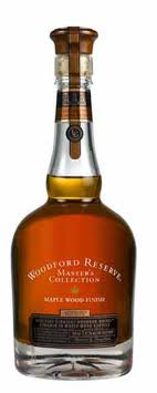 Woodford Reserve Master's Collection Maple Wood Finish